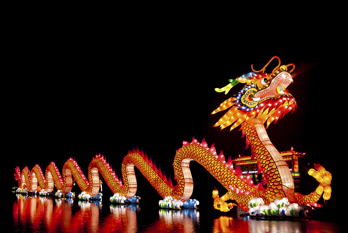 China Light Festival © Saskia