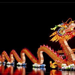 © Saskia - China Light Festival