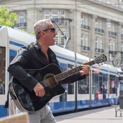 © Willeke - Straatmuzikant Amsterdam